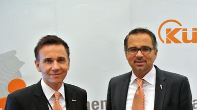 Gebhard und Lothar Kübler von Kübler