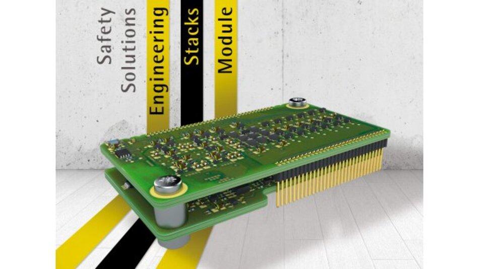 IXXAT Safe T100, eine Komplettlösung für die Anbindung von sicheren E/As