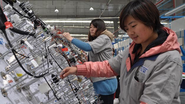 Leoni eröffnete sein viertes Bordnetz-Werk in China.