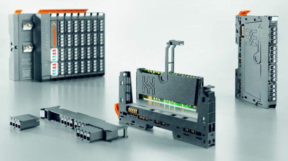 Schlankes Remote-I/O-System