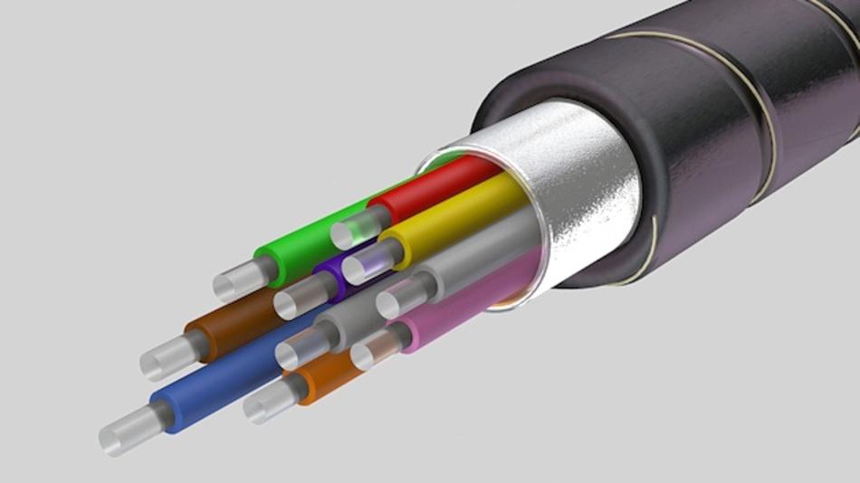 Auf Basis eines neuen Hightech-Werkstoffs, der Basaltfaser, hat die Firma Hradil Spezialkabel das neue LWL-Hybridkabel PR44 entwickelt.