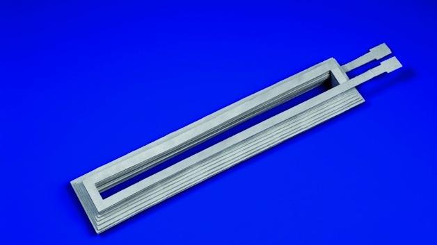 Gegossene Aluminiumspulen als Wendepolwicklung