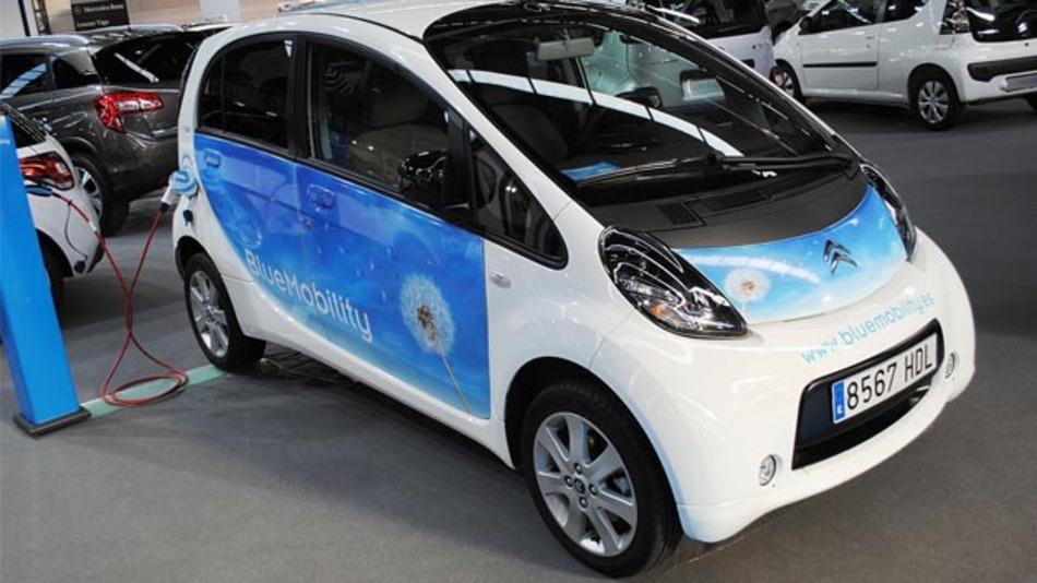 Im Programm OpEneR arbeiten PSA Peugeot Citroen und Bosch daran, die Reichweite von Elektrofahrzeugen wie dem Citroen C Zero zu erhöhen.