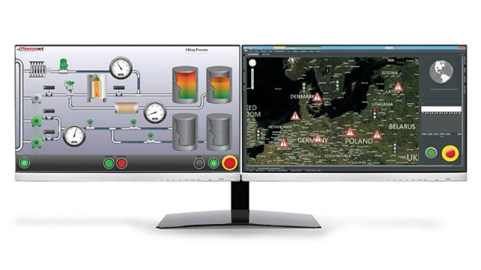 Modular aufgebaut und damit skalierbar ist die Software »Automation Platform.NExT« von Progea.