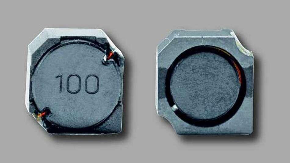 Bild 1: Die Speicherdrossel »DM5028« von ABC Taiwan