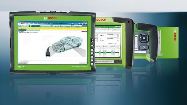 Die aktuelle KTS-Reihe bietet Geräte für jeden Werkstattbedarf.