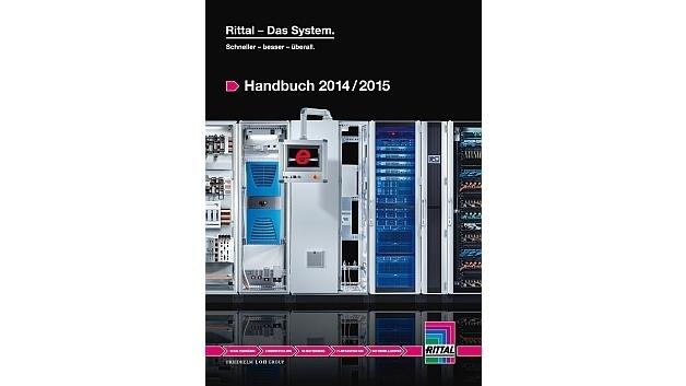 220.000 Auflagenstückzahl, 20 Sprachen, 744 Seiten – das sind die beeindruckenden Eckdaten des neuen Rittal Handbuch 2014/2015.
