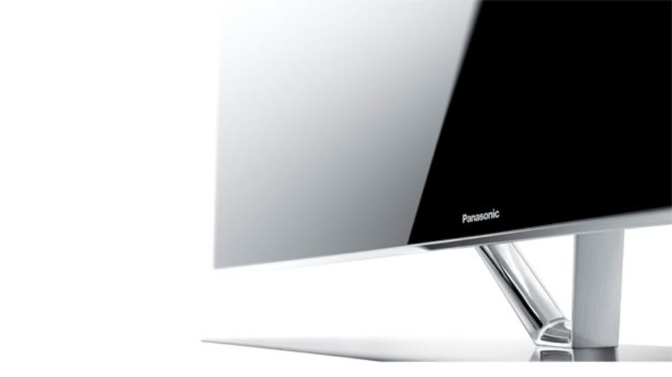 Einer der letzten Plasmas von Panasonic: der ZT60, der erst im Mai vorgestellt wurde. Er kostet rund 4.000 Euro.
