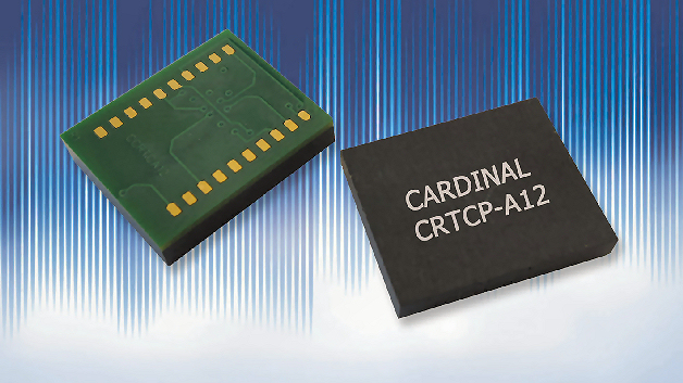 Real-Time-Clock-Serie mit integrierter Solid-State-Batterie
