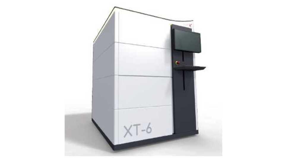 Die in Feldkirchen bei München ansässige Matrix Technologies stellt ein neues, flexibles Inspektionskonzept vor, das im Bereich Prüfteile-Manipulation neue Maßstäbe setzen soll: Das neue XT-6-Konzept ermöglicht freie Bewegungsfähigkeit in allen Raumachsen, basierend auf einer parallelkinematischen Manipulationstechnologie.