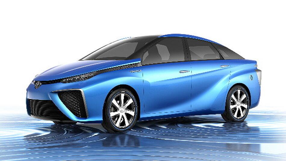 Willkommen in der Zukunft: Toyota auf der Tokyo Motor Show 2013.
