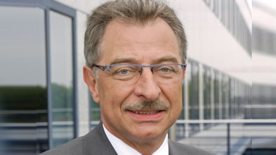 Prof. Dieter Kempf, Präsident des Bitkom.