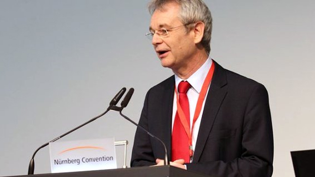 Prof. Dr. Matthias Sturm, Vorsitzender des Programmkomitees