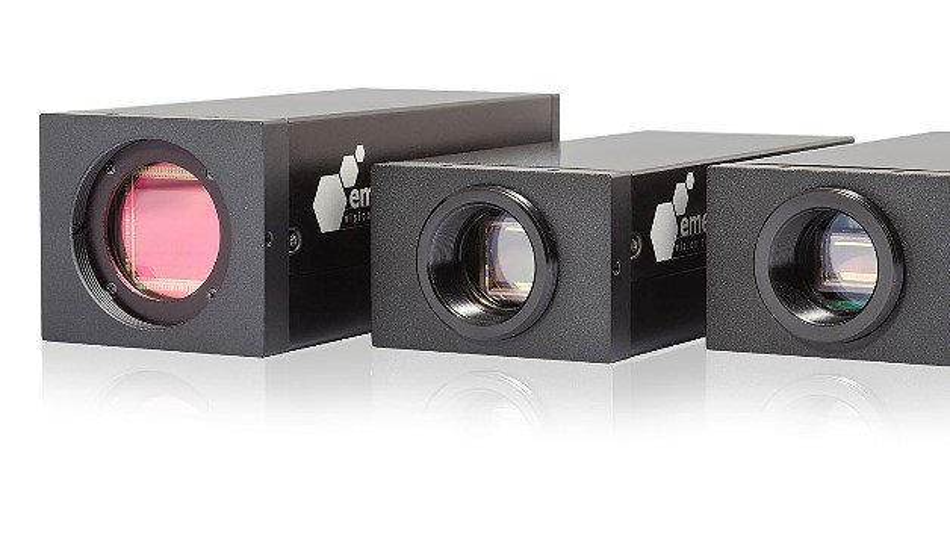 Eine hohe Bildrate erreichen die von Framos vertriebenen 10GigE-Kameras des Herstellers Emergent Vision Technologies.