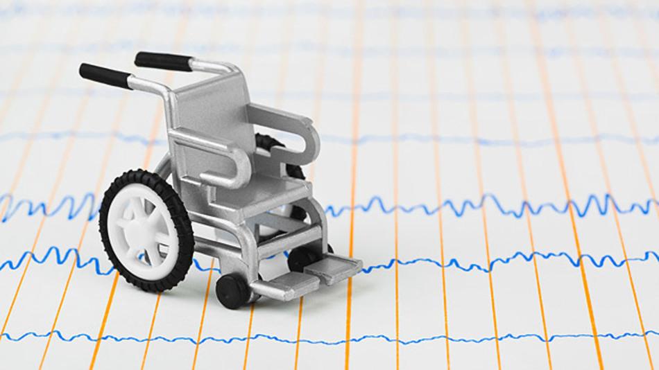 Forschern ist es gelungen, mit Hilfe von Ohrmuskelsignalen einen elektrischen Rollstuhl zu steuern.