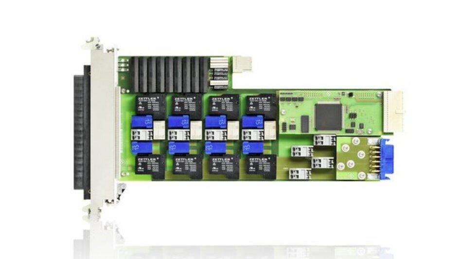 Das Einschubmodul R&S TS-PSM3 von Rohde & Schwarz.