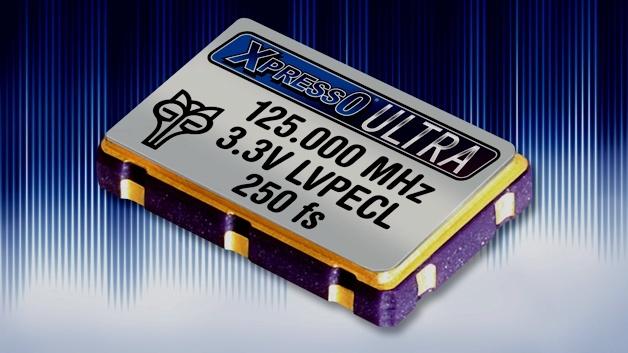 XpressO-Ultra-Serie erreicht Jitter-Werte von typ. 250 fs