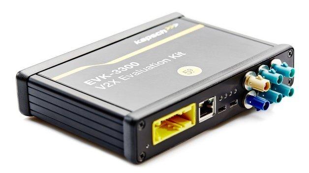 C2X-Kommunikations-Plattform EVK-3300 von Kapsch.