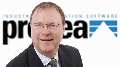Markus Stadelhofer von Progea Deutschland