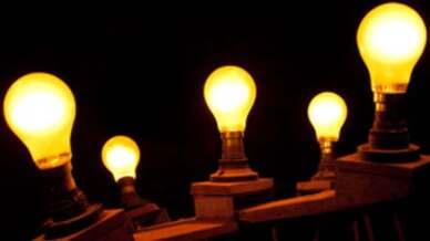 Schmuckbild Glühbirnen