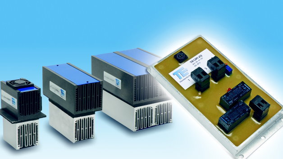 Der neue Regler TR12PI-2Q  für Peltierkühlgeräte von Telemeter arbeitet bidirektional, d.h. die Umschaltung in den Heiz- bzw. Kühlbetrieb erfolgt automatisch.