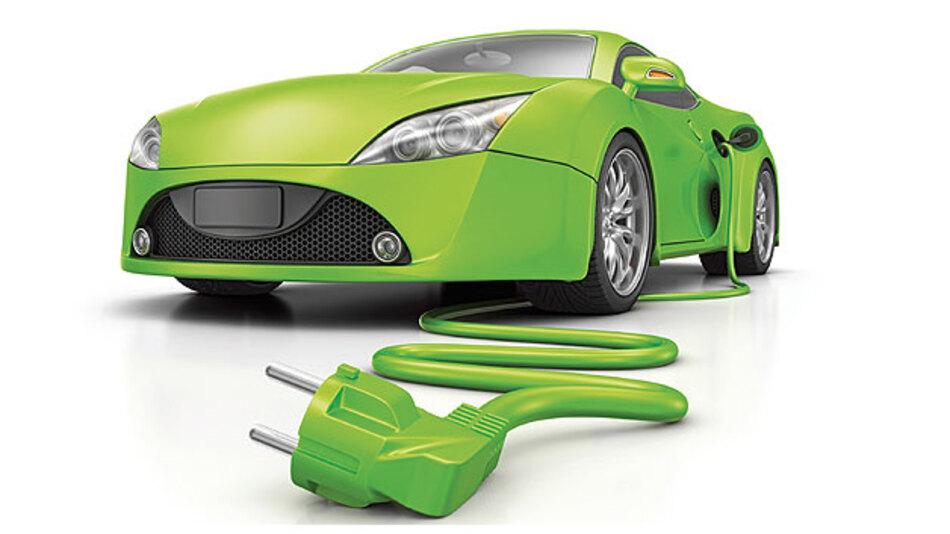Elektroantrieb im Fahrzeug