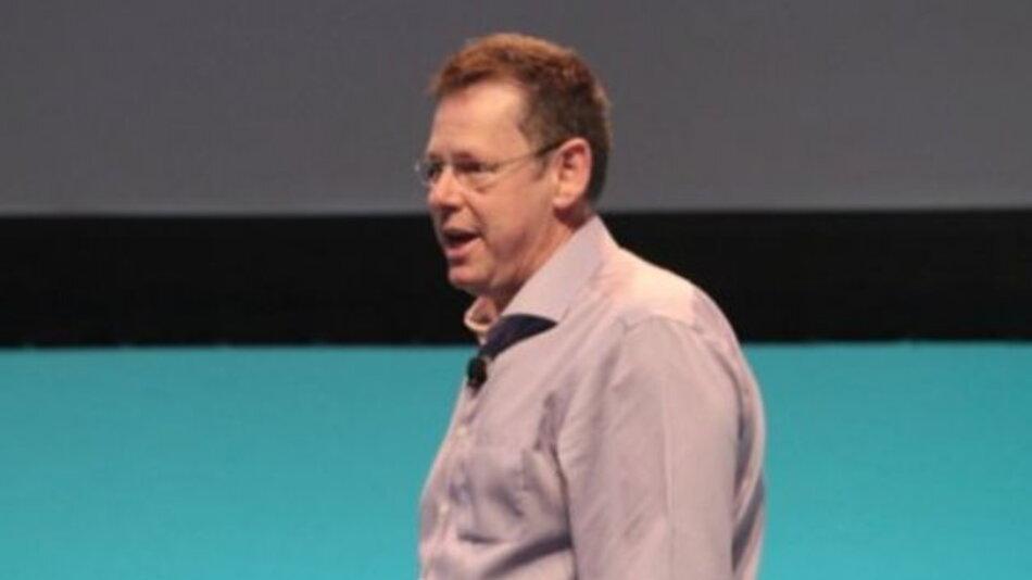 ARMs CTO Mike Muller hielt eine Keynote auf AMDs Entwicklerkonferenz APU13.