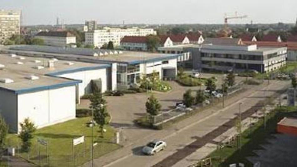 Illustration des geplanten Kontron-Standorts in Augsburg