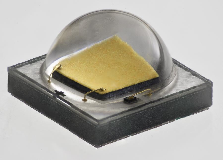 Die Weiterentwicklung der SC³ Technology Plattform ermöglicht den »XLamp XP-G2«-LEDs noch mehr Leistung zu niedrigeren Systemkosten.