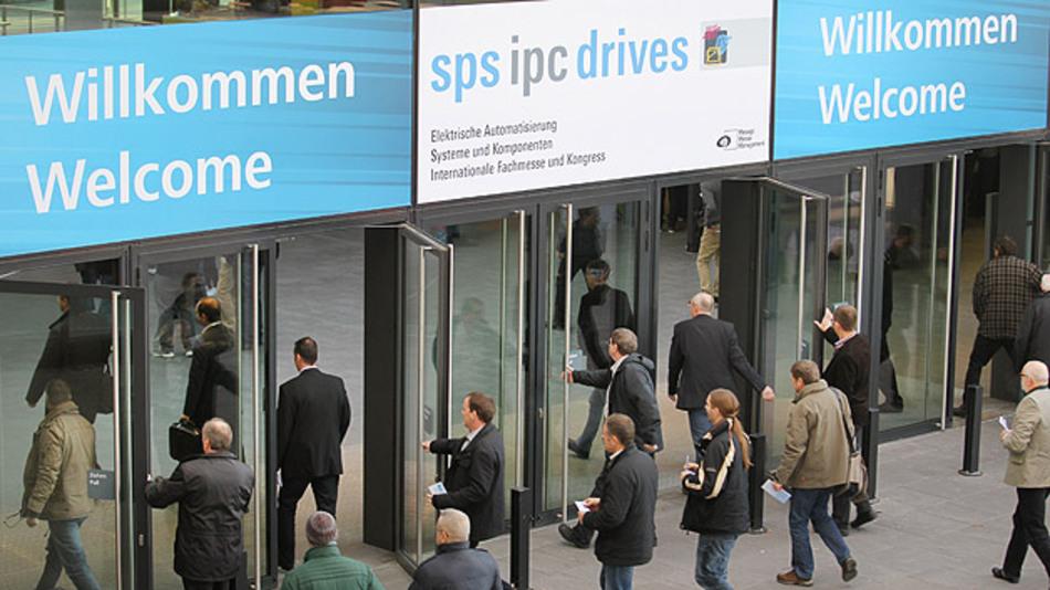 Vom 26. bis 28. November 2013 fand die 24. SPS IPC Drives in Nürnberg statt.