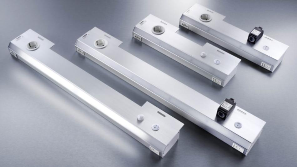 Schaltschrank-Leuchten auf LED-Basis