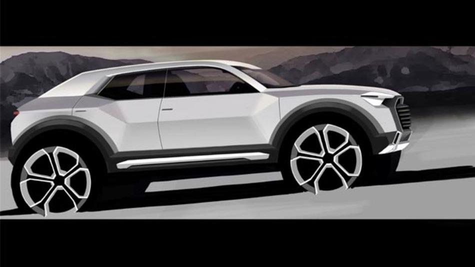 Pro Standort Deutschland: Audi will seinen neuen Kompakt SUV in Ingolstadt fertigen.