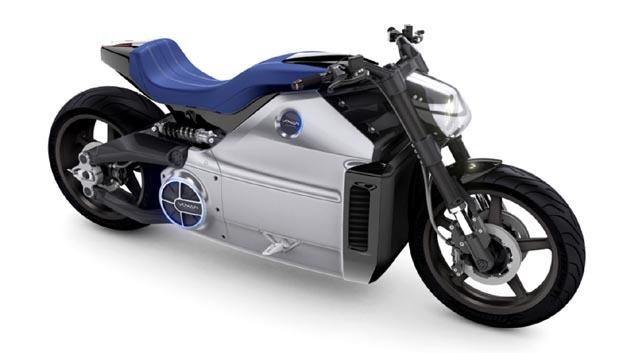 Das stärkste Elektromotorrad der Welt - die Voxan Wattman - soll Mitte 2015 auf den Markt kommen.