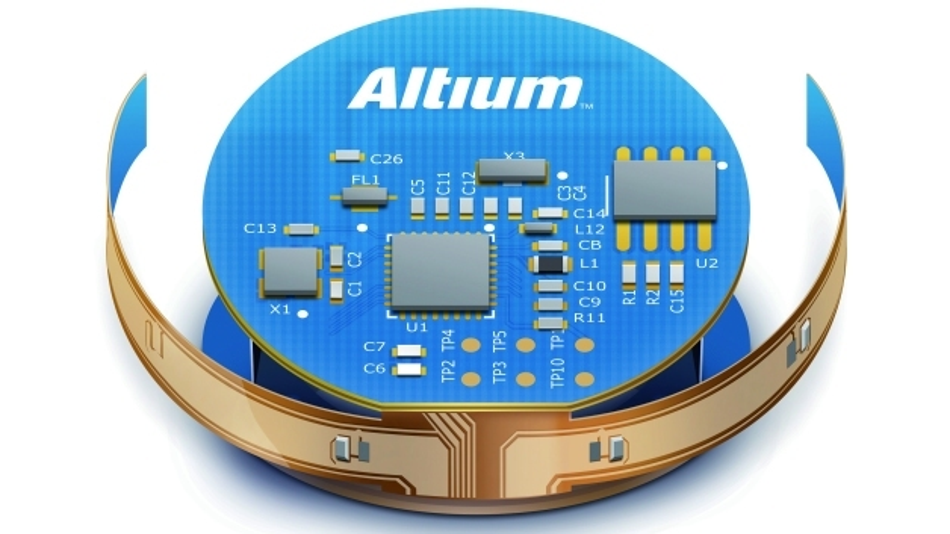 Altium Designer in der Version 2013