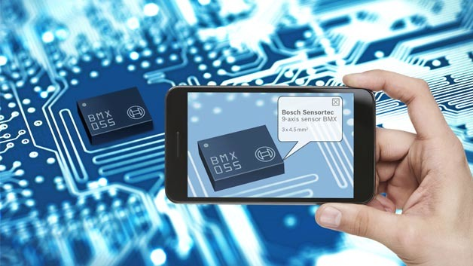 Bosch ist bedeutendsten Sensor-Hersteller. Daraus will das Unternehmen Synergie-Effekte für den neuen Bereich »Connected Devices« nutzen.