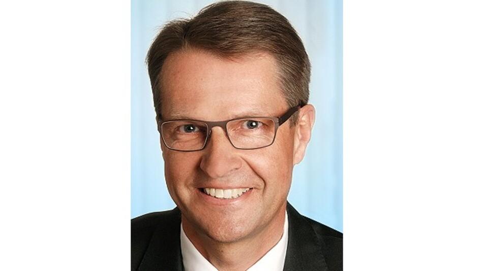 Löste Dr. Erhard Tellbüscher an der Vorstandsspitze von Lenze ab: Christian Wendler