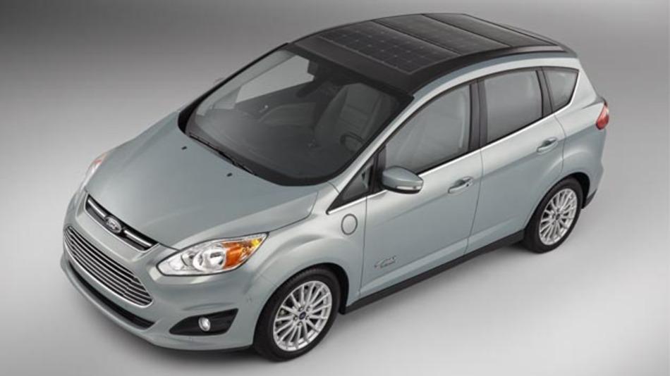 Ford setzt auf Sonnenenergie.
