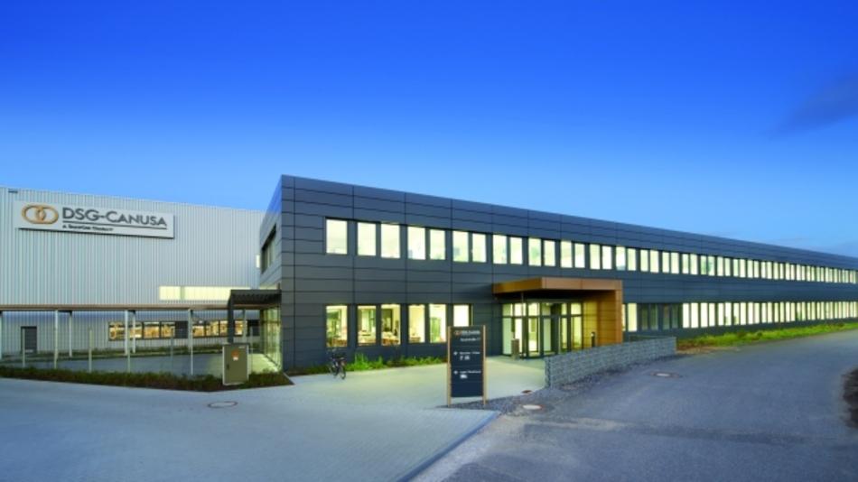 DSG-Canusa produziert am Standort in Rheinbach südlich von Bonn