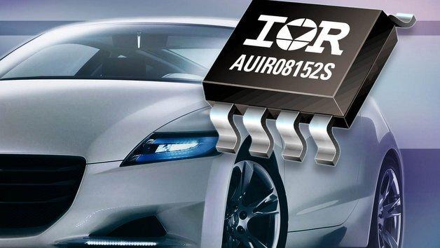 Gate-Treiber-IC AUIR08152S von International Rectifier (IR).