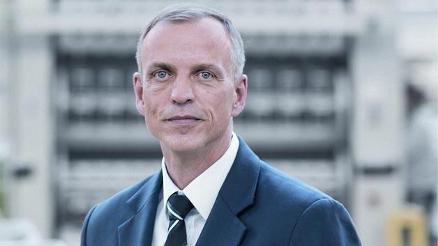 Jörg Buchheim übernimmt die neugeschaffene Geschäftsführungsposition für den wichtigen Bereich Asien und China.