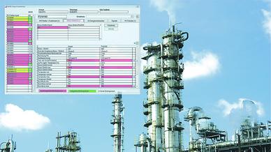 Anlagenplanung in der Prozessindustrie