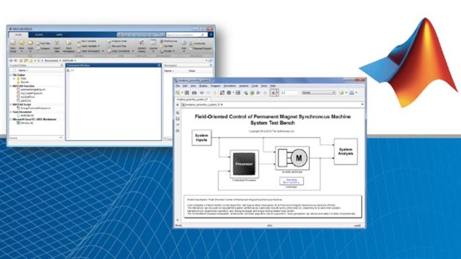 Das Target Support Package für Cortex-M erzeugt aus Simulink-Blöcken optmierten Code unter Einsatz der ARM-CMSIS-Bibliothek