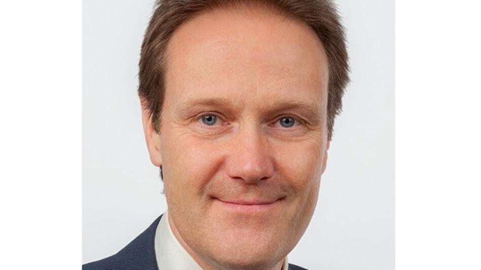 Neu als COO in der Geschäftsleitung von Maxon Motor: Peter M. Grütter