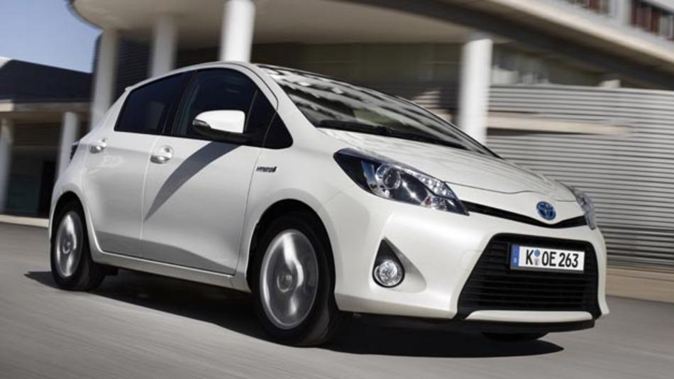 Toyota und Lexus verzeichneten 2013 im Hybridsegment ein enormes Plus.