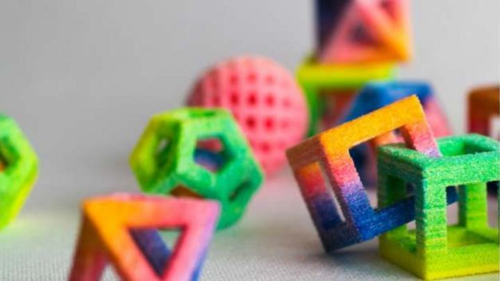 Bonbon aus dem 3D-Drucker