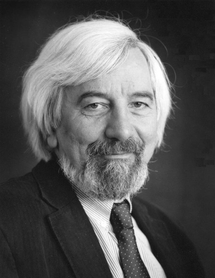 """Maximilian Haider, Honorarprofessor am KIT, Gründer der Firma CEOS und Preisträger des """"Frontiers of Knowledge Award«, Kategorie Grundlagenforschung der BBVA Foundation."""