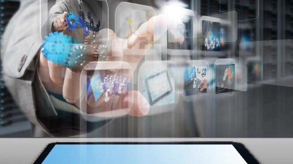 Software für mehr Mobilität der Mitarbeiter sowie die Bereitstellung von Informationen und Diensten via Cloud Computing sind zwei wesentliche Trends, die praktisch jede Branche tangieren.