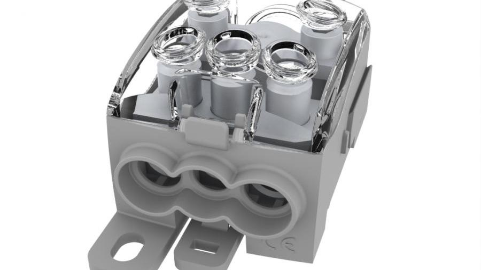 Verteilerklemme VBA für Kupfer und Aluminium