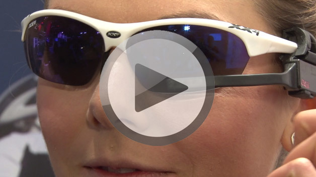 Video über die tragbaren elektronischen Gadgets auf der ISPO Sportmesse München 2014