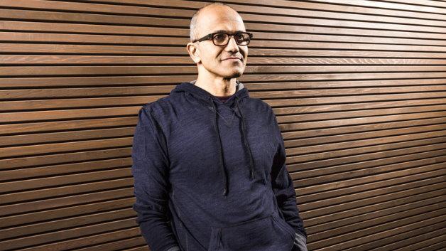 Satya Nadella, neuer CEO von Microsoft